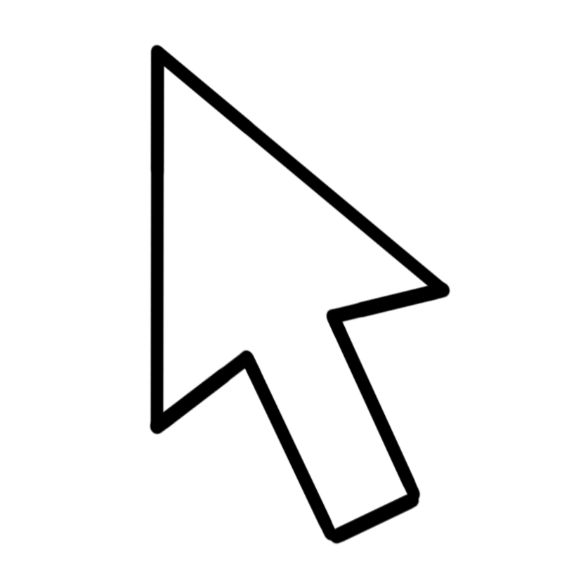 a mouse pointer